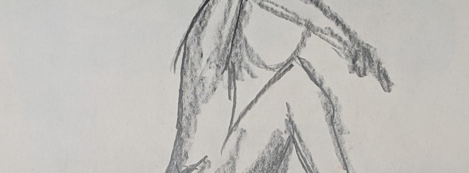 Sketchbook Dancing | Sandra Burns Art