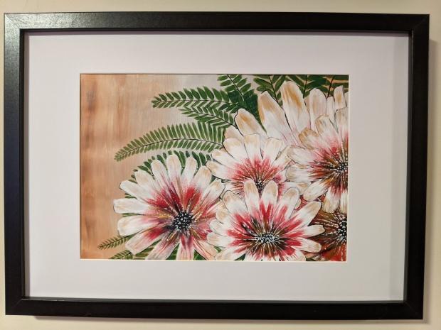 Flowers For You | Sandra Burns Art