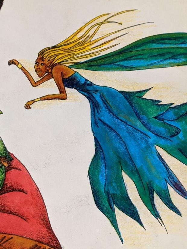 Mythical Creatures | Sandra Burns Art