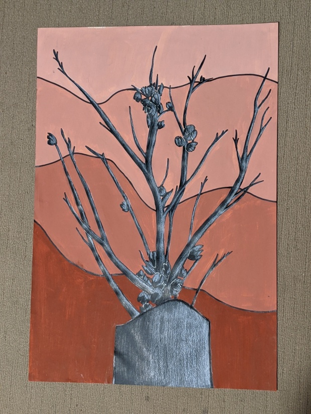Acrylic Still Life | Sandra Burns Art