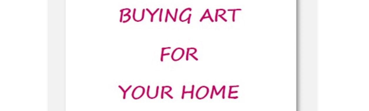 Buying Art for Your Home | Sandra Burns Art