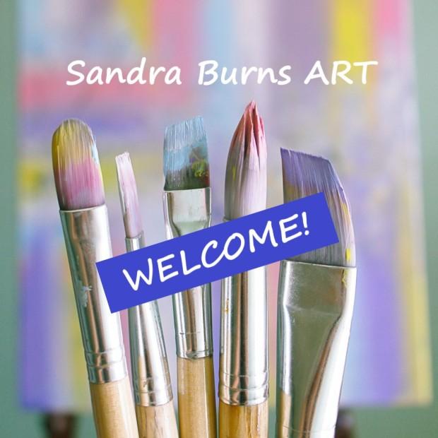 Welcome | Sandra Burns Art