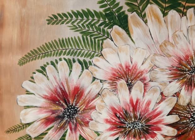 Flowers For You   Sandra Burns Art