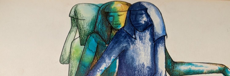 movement | Sandra Burns Art