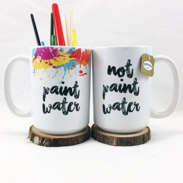 Paint Water Meme | Sandra Burns Art