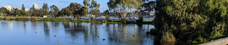 South Perth Lakes | Sandra Burns Photography
